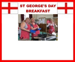 St. George's Day Breakfast